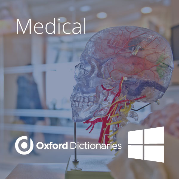Oxford Concise Medical Dictionary Windows Only C Pen Shop